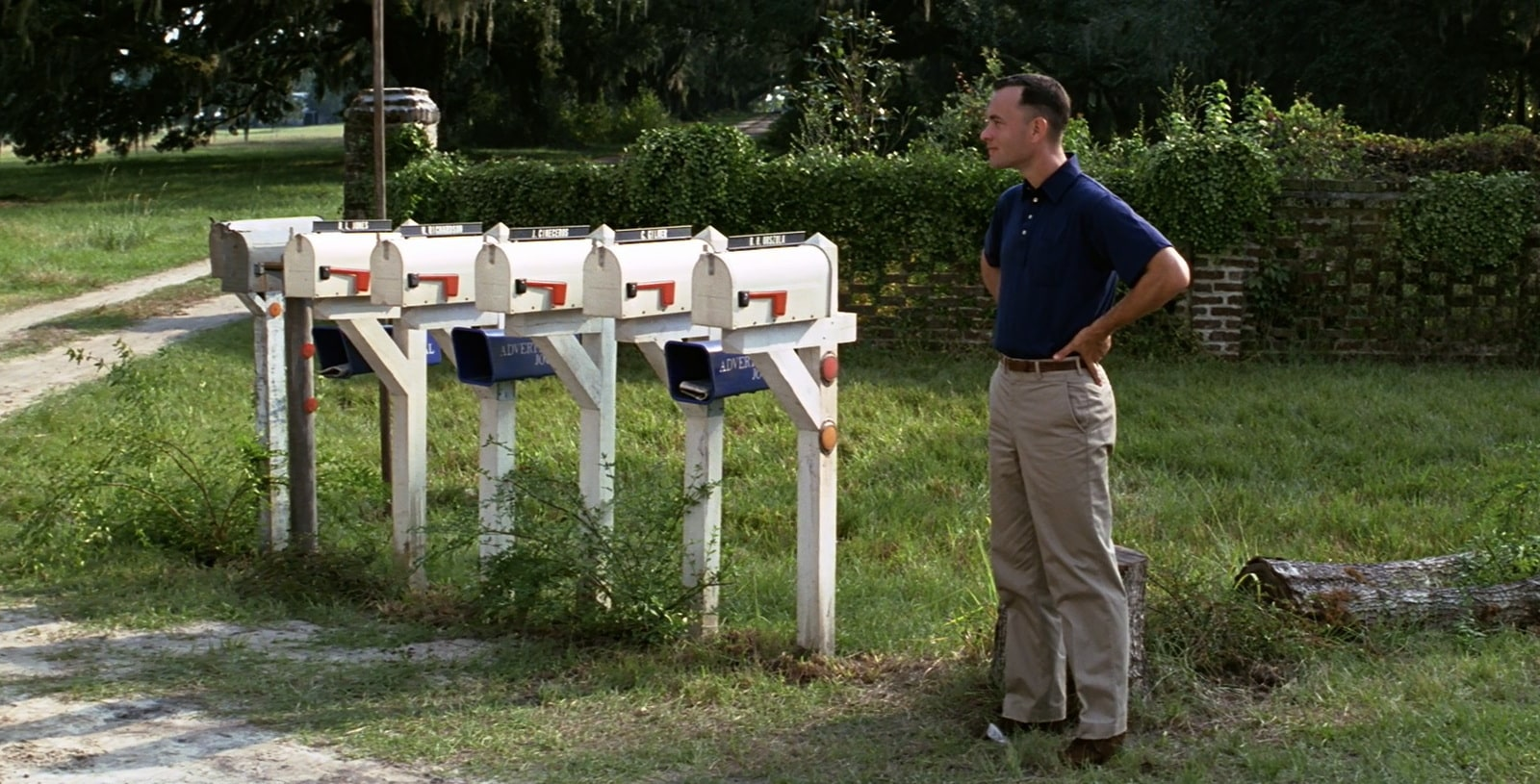 Forrest Gump: a power of being himself