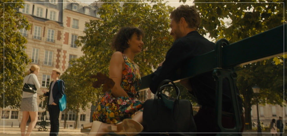 The aursa of Paris and French filming locations