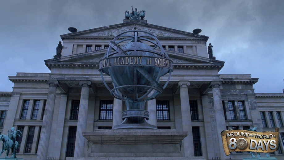 THE ACADEMY OF SCIENCE, staged in Berlin in 2003