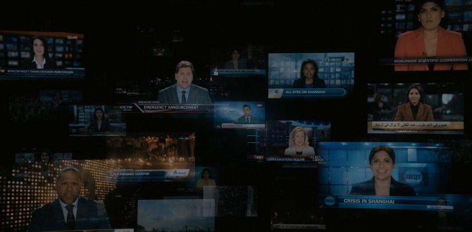 TV and the image of Aliens