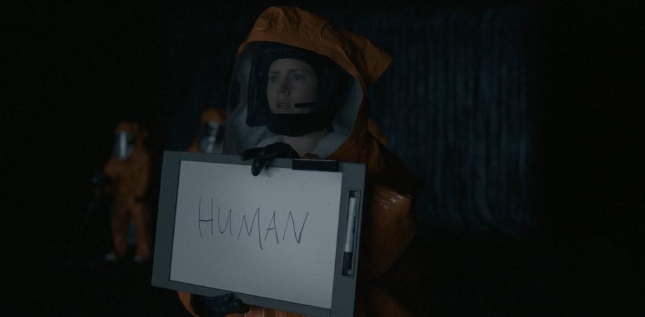 HUMAN: Louise Banks character