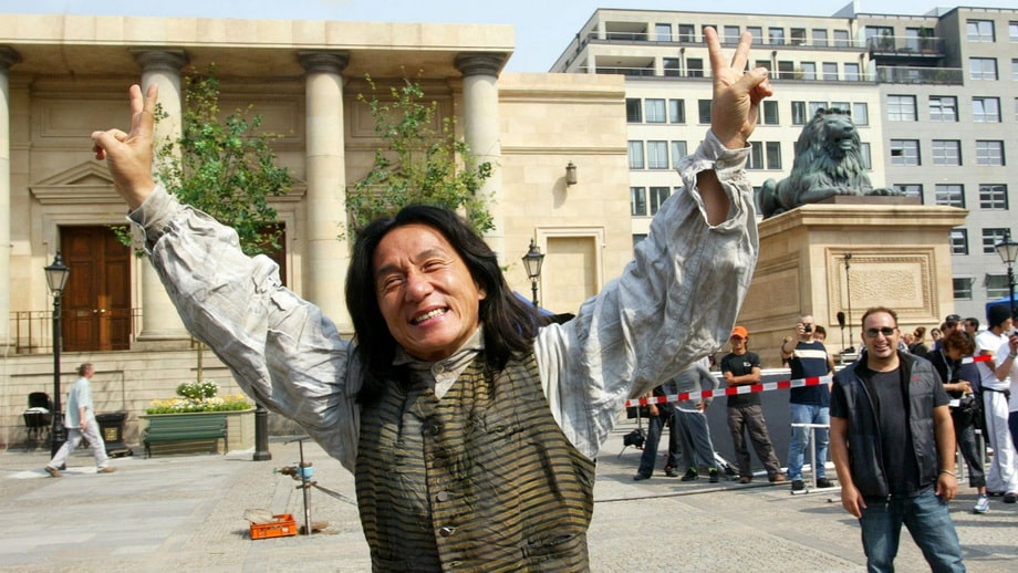 Around the world in Eighty days Jackie Chan