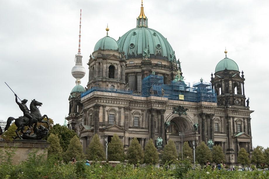 'Berliner Dom' (Berlin Cathedral) in Berlin