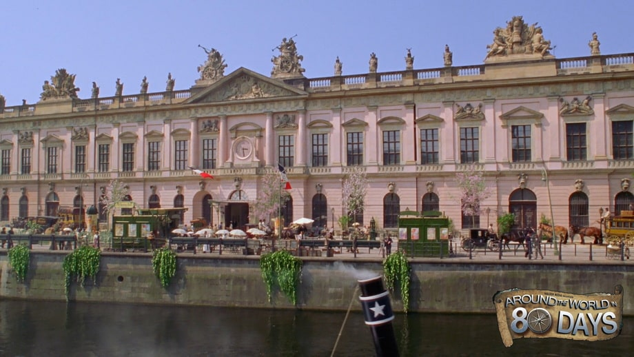 THE PARIS STATION