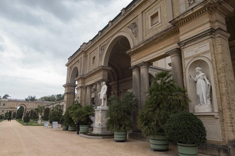 'Orangerieschloss' (Orangery Palace)
